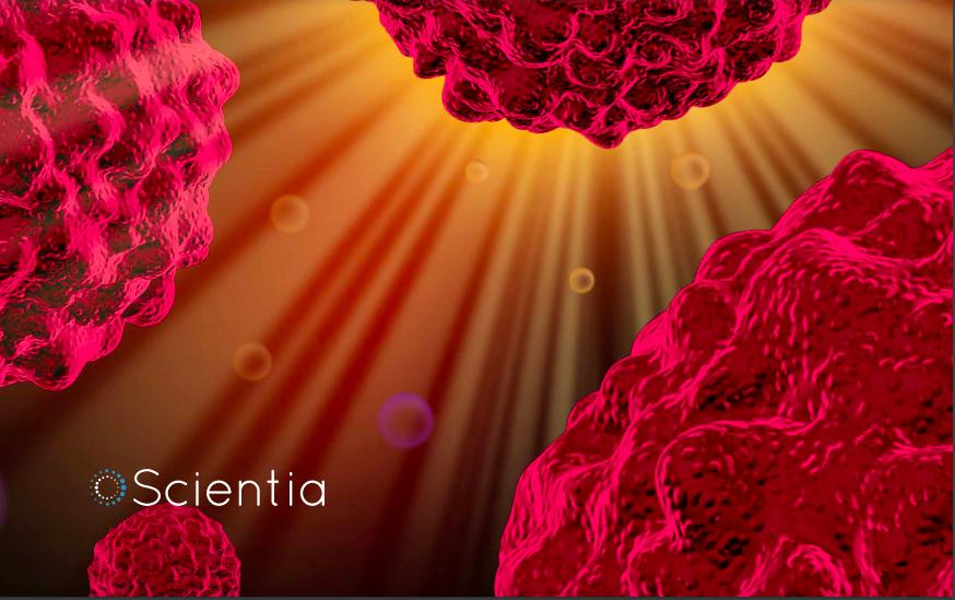 Scientia Cover Graphic